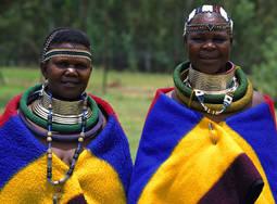tenue coloree Afrique du Sud Afrique du Sud Johannesbourg Voyage en Afrique du Sud